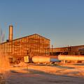 Industrial Site 1 by Douglas Barnett