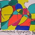 Intellectual Symphony by Brenda Basham Dothage