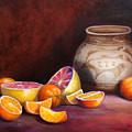 Iranian Still Life by Enzie Shahmiri