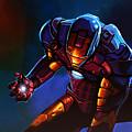 Iron Man by Paul Meijering