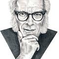 Isaac Asimov by Murphy Elliott