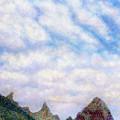 Island Sky by Kenneth Grzesik