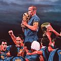 Italia The Blues by Paul Meijering