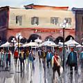 Italian Marketplace by Ryan Radke