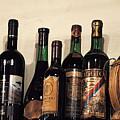 Italian Wine by Marion McCristall