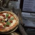 Italy, Tuscany, Florence, A Pizza by Keenpress