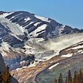 Jackson Glacier - Glacier National Park Mt by Christine Till