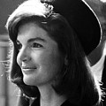 Jacqueline Kennedy, Joins The President by Everett