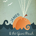 James And The Giant Peach by Megan Romo