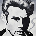 James Dean  by Joseph Palotas