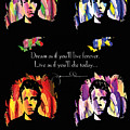 James Dean by Mo T