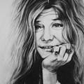 Janis Joplin by Steve Hunter