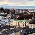 Salzburg in January