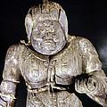 Japan: Buddhist Statue by Granger