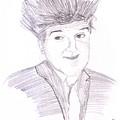 Jay Leno Hair Day by M Valeriano