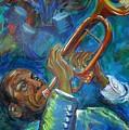 Jazz Man by Regina Walsh