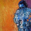 Jazz Miles Davis 2 by Yuriy  Shevchuk