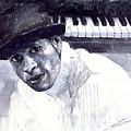 Jazz Roberto Fonseca by Yuriy  Shevchuk
