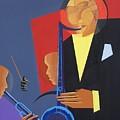Jazz Sharp by Kaaria Mucherera