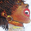 Jazz Singer Jade by Samuel Banks