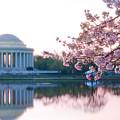 Jefferson At Sunrise by Don Lovett