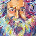 Jerry Garcia by Joseph Palotas