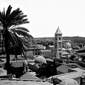 Jerusalem View From The Southwest by Munir Alawi