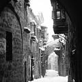Jerusalem: Winter by Granger