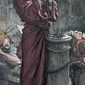 Jesus In Prison by Tissot