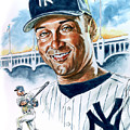 Jeter by Tom Hedderich
