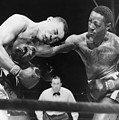 Joe Louis Left, Takes A Hard Right by Everett