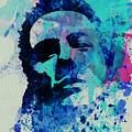 Joe Strummer by Naxart Studio