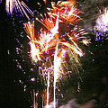 Joe's Fireworks Party 2 by Charles Harden