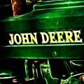 John Deere 2 by Cheryl Young