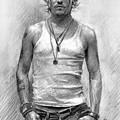 Johny Depp by Ylli Haruni
