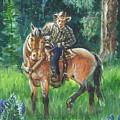 Juel Riding Chiggy-bump by Dawn Senior-Trask