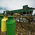 Jugs And Wagon by Dale Stillman