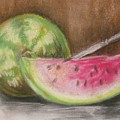Just Watermelon by Leslie Manley