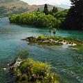 Kawerau River by Kevin Smith