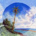 Ke'e Palm by Kenneth Grzesik