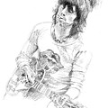 Keith Richards Exile by David Lloyd Glover