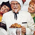 Kentucky Fried Chicken Ad by Granger
