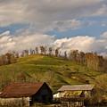 Kentucky Mountain Farmland by Douglas Barnett