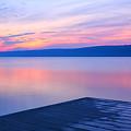 Keuka At Dawn  by Steven Ainsworth