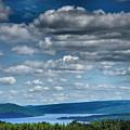 Keuka Landscape Iv by Steven Ainsworth