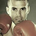 Kickboxer by Oleksiy Maksymenko