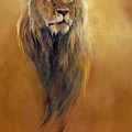 King Leo by Odile Kidd