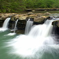 King River Falls by Marty Koch