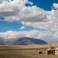 Kirgizian Jurts by Konstantin Dikovsky