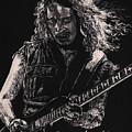 Kirk Hammett by Kathleen Kelly Thompson